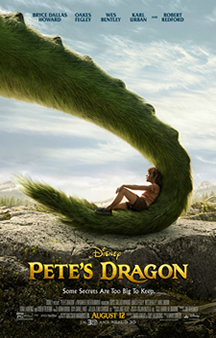 Now Showing: <b>                                             Pete's Dragon</b>