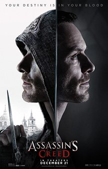 Now Showing: <b>                                             Assassin's Creed</b>
