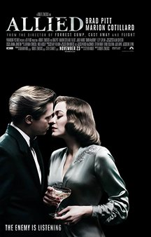 Now Showing: <b>                                             Allied</b>