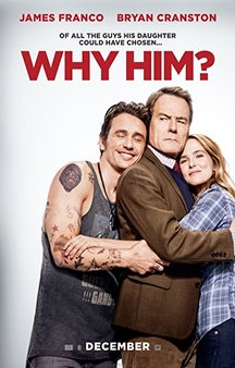 Now Showing: <b>                                             Why Him?</b>