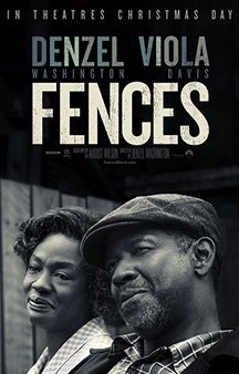Now Showing: <b>                                             Fences</b>