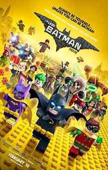 Now Showing: <b>                                              The Lego Batman Movie</b>