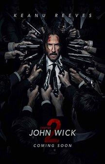 Now Showing: <b>                                              John Wick: Chapter 2</b>