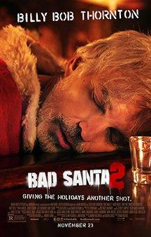 Now Showing: <b>                                             Bad Santa 2</b>