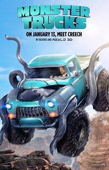 Now Showing: <b>                                             Monster Trucks</b>