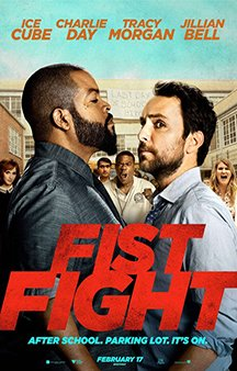 Now Showing: <b>                                              Fist Fight</b>