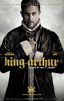 Now Showing: <b>                                              King Arthur: Legend of the Sword</b>