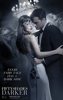 Now Showing: <b>                                              Fifty Shades Darker</b>