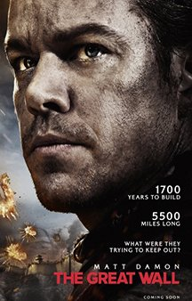 Now Showing: <b>                                              The Great Wall</b>