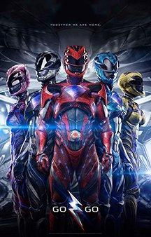 Now Showing: <b>                                              Power Rangers</b>