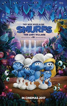Now Showing: <b>                                              Smurfs: The Lost Village</b>