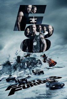 Now Showing: <b>                                              The Fate of the Furious</b>