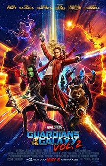 Now Showing: <b>                                              Guardians of the Galaxy Vol. 2</b>