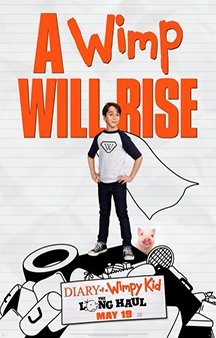Now Showing: <b>                                              Diary of a Wimpy Kid: The Long Haul</b>