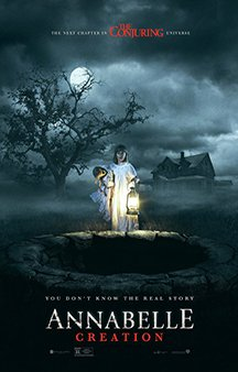 Now Showing: <b>                                        									    										 									 Annabelle: Creation</b>