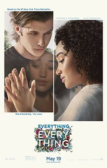 Now Showing: <b>                                              Everything, Everything</b>