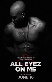 Now Showing: <b>                                              All Eyez on Me</b>