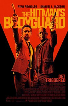 Now Showing: <b>                                        									    										 									 The Hitman's Bodyguard</b>